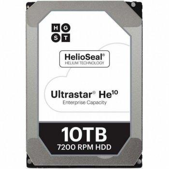 Жорсткий диск 3.5 10TB Hitachi HGST (0F27454 / HUH721010ALE604)