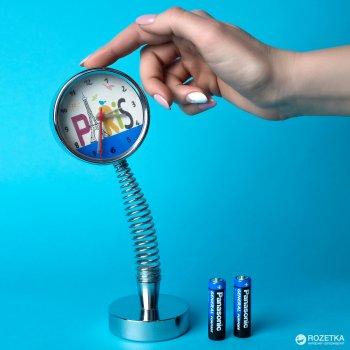 Батарейки Panasonic General Purpose угольно-цинковые AA (R6) пленка, 8 шт (R6BER/8P)