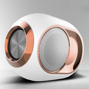 Колонка TWS Bluetooth SKY (Phantom X6) White