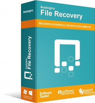 Auslogics File Recovery для 1-3 ПК (электронный ключ) (AUSFR)