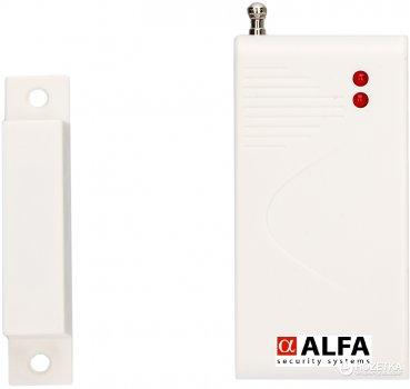 Датчик відкриття двері/вікно Alfa KS-WLS05 для сигналізації KS-SF05R