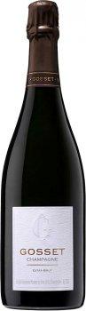 Шампанское Gosset Extra Brut белое экстра-брют 0.75 л 12% (3353210019810)