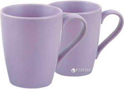 Набор кружек Fissman 250 мл 2 шт Purple (SC-9329.250)