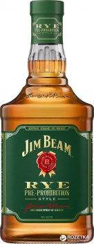 Виски Jim Beam Rye 4 года выдержки 0.7 л 40% (5060045582263)