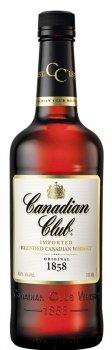Виски Canadian Club 6 лет выдержки 0.7 л 40% (080686816072)