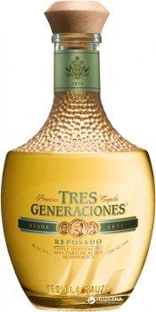 Текила Sauza Tequila Tres Generaciones Reposado 0.7 л 38% (7501005616751)