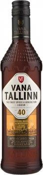 Ликер Vana Tallinn Original 0.5 л 40% (4740050002031)