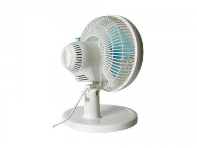 Настільний вентилятор Wimpex WX 909 White