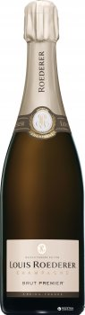Шампанское Louis Roederer Brut 1er Cru белое брют 0.375 12 % (3114080016060)