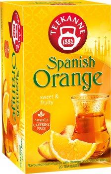 Чай трав'яний пакетований Teekanne З іспанським апельсином 20 пакетиків (4009300526780)