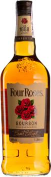Бурбон Four Roses 1 л 40% (5000299101209)