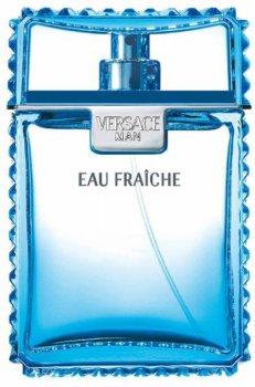 Туалетная вода для мужчин Versace Man Eau Fraiche 100 мл (8018365500037)