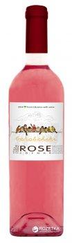 Вино Cotnar Gorobchiki Rose рожеве сухе 0.75 л 10.5-14% (4820238710283)