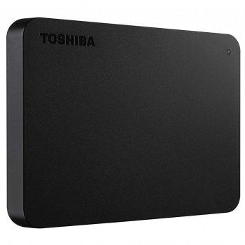 """Зовнішній жорсткий диск 2.5"""" 1TB TOSHIBA (HDTB410EK3AA)"""