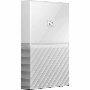 """Зовнішній жорсткий диск 2.5"""" 3TB Western Digital (WDBYFT0030BWT-WESN)"""