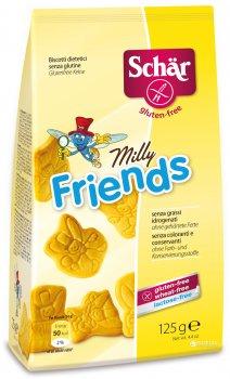 Печенье Dr. Schar Milly Friends 125 г (8008698032084)