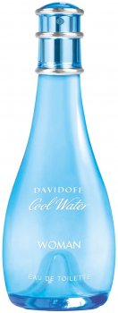 Туалетная вода для женщин Davidoff Cool Water Woman 30 мл (3414202011820)