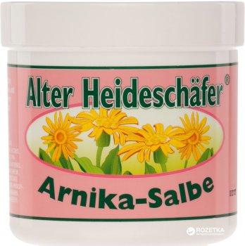 Противовоспалительная и противоотечная мазь с арникой Alter Heideschafer 250 мл (4075700044452)