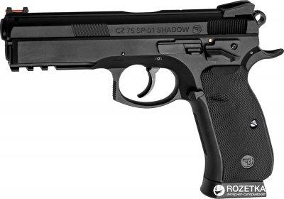 Пневматичний пістолет ASG CZ SP-01 Shadow 4.5 мм (23702555)