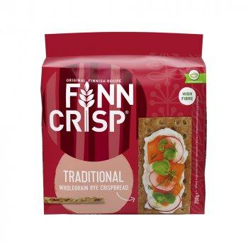 Хлебцы Finn Crisp Traditional ржаные с отрубями 200 г (6410500098270)