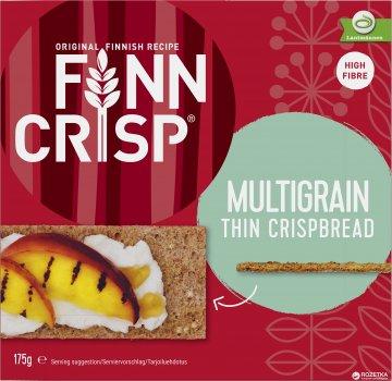 Сухарики Finn Crisp Multigrain многозерновые 175 г (6410500091868)