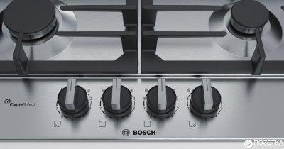 Варочная поверхность газовая BOSCH PCP6A5B90R