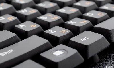 Клавіатура дротова Real-El Standard 501 USB
