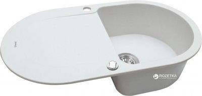 Кухонна мийка PERFELLI Izetta OGI 114-78 White
