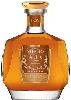 Бренді витриманий Shabo Х.О 10 років витримки 0.5 л 40% (4820070402360)
