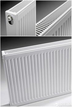 Радиатор QUINN Quattro K11 300x1400 мм 994 Вт (Q11314KD)