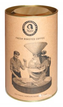 Кофе молотый Nadin Арабика Бразилия 200 г (4820172621553)
