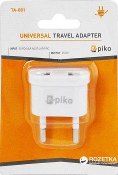 Перехідник мережевий Piko TA-001 на EU (1283126472503)
