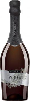 Вино игристое Marani белое брют 0.75 л 12% (4867616021685)