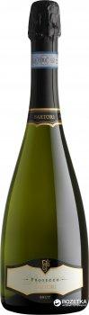 Вино игристое Sartori Prosecco DOC белое брют 0.75 л 11% (8005390044025)