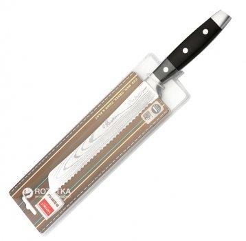 Кухонный нож Lamart для хлеба 335 мм Black-Silver (LT2043)