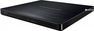 H-L Data Storage DVD Super Multi USB 2.0 Black (GP60NB60)