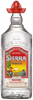 Текила Sierra Silver 1 л 38% (4062400542074)