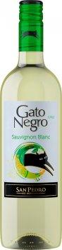 Вино Gato Negro Sauvignon Blanc белое сухое 0.75 л 13% (7804300010645)