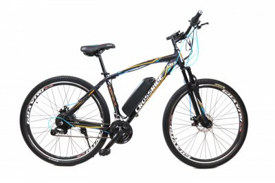 Электровелосипед Crossride 350Вт 10Ач с LCD