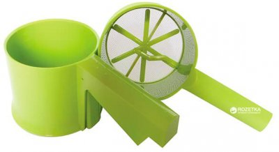 Кухоль-сито Maestro 22 х 10 х 9.3 см Зелена (MR1164-з)