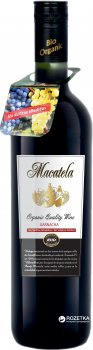 Вино Macatela Garnacha красное сухое 0.75 л 13.5% (8437007370577)