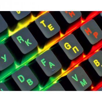 Дротова клавіатура REAL-EL Comfort 7090 Backlit USB black Б/У