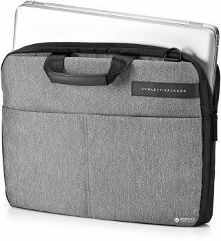 """Сумка для ноутбука HP Signature 15.6"""" Grey/Black (L6V68AA)"""