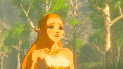 The Legend of Zelda Breath of the Wild (Switch, русская версия)