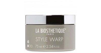 Віск з блиском для стійкохї фіксації La Biosthetique Style Warp 75 мл (4040218789089)