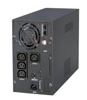 Блок безперебійного живлення EnerGenie EG-UPS-PS3000-01, 3000VA (2400 Вт)