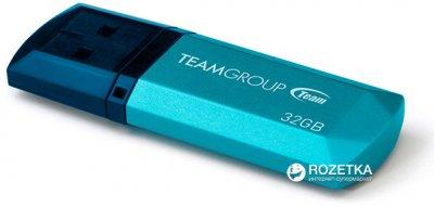 Team C153 USB 2.0 32GB Blue (TC15332GL01)