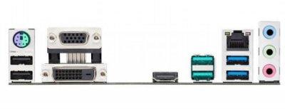 Мат. плата MB Asus PRIME H370-PLUS (iH370/s1151/4xDDR4 2666MHz/2xPCIe x16/2xPCIe x1/2xPCI/2x M. 2 port/6xSATA3/Raid 0,1,5,10/Glan/4xUSB3.1/2xUSB2.0/DVI, HDMI, VGA/Audio 8ch/ATX)