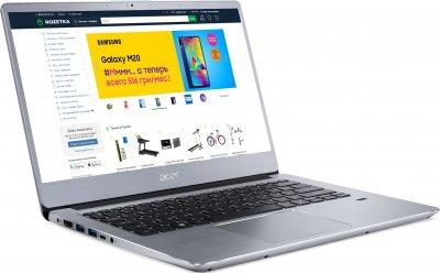 Ноутбук Acer Swift 3 SF314-41-R1EL (NX.HFDEU.006) Sparkly Silver Суперціна!!!