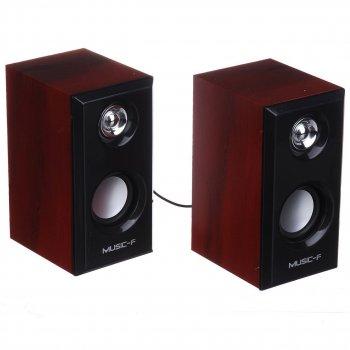 Колонки для ПК компьютера Music-F D09 AR 2820